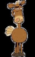 Pony stock art
