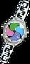 Reloj juego Yokai Watch Nintendo 3DS