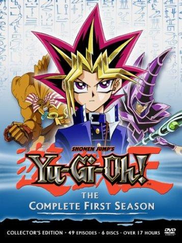Anexo:1ª temporada de Yu-Gi-Oh!