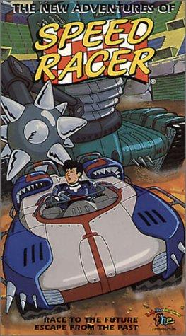Las nuevas aventuras de Speed Racer