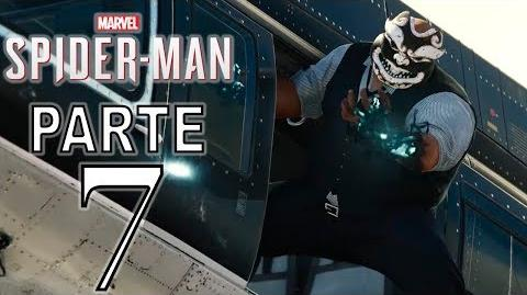 Spider-Man Gameplay en Español Latino Parte 7 - No Comentado (PS4 Pro)