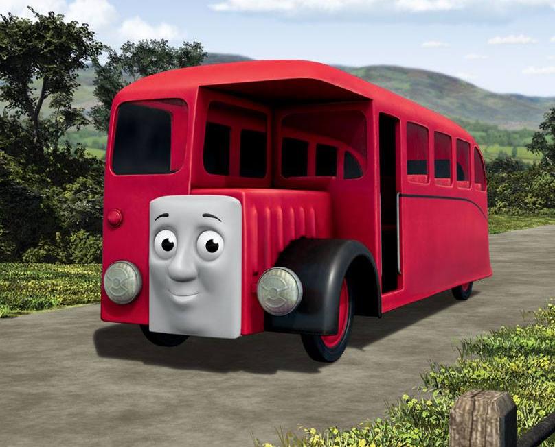 Bertie el autobús
