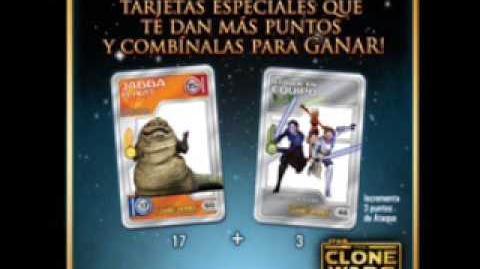 Sabritas Clone Wars Commercial