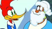 El Pajaro Loco en Español 106 Una Navidad de desastres - NUEVA Serie Dibujos Animados