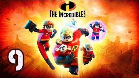 """LEGO LOS INCREÍBLES - GAMMEPLAY EN ESPAÑOL (LATINO) - EPISODIO 9 """"LA ISLA NOMANISAN"""""""