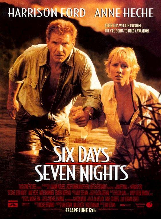 Seis días, siete noches