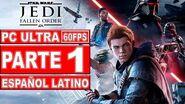 Star Wars Jedi Fallen Order Gameplay Español Latino Parte 1 - No Comentado (PC Ultra)