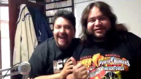 Super Megaforce Doblaje Batalla Legendaria Alan Prieto Orion