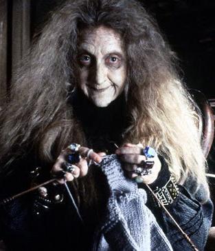 Abuela Addams