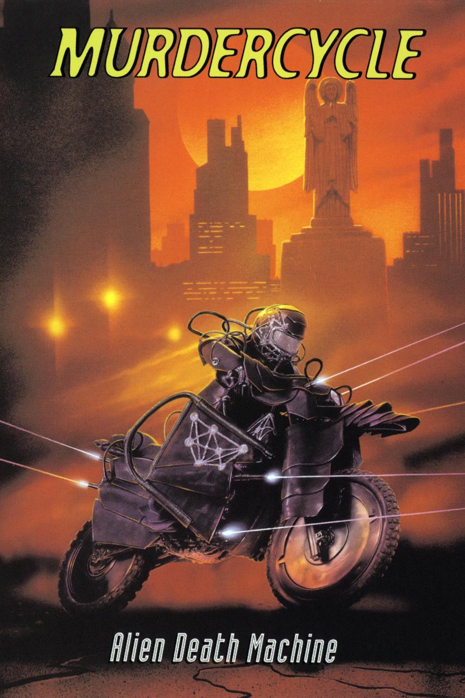 El motociclista de la muerte
