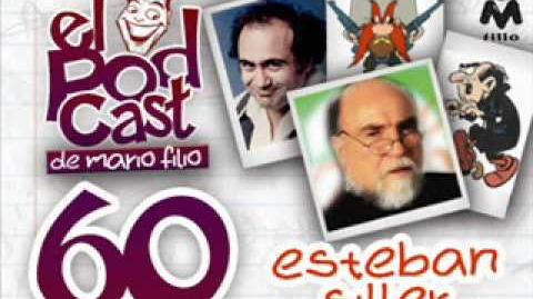 Entrevista a Esteban Siller en el Podcast de Mario Filio Parte 3