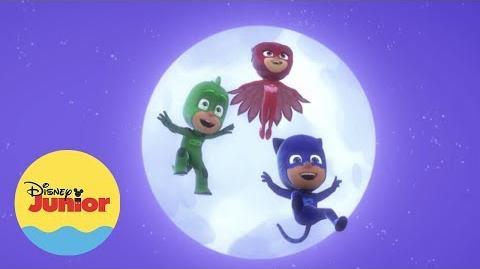 Es Hora de Ser Héroe - PJ Masks- Héroes en Pijamas