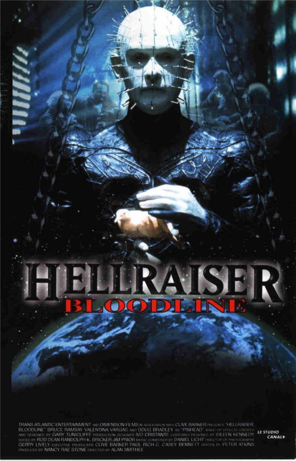 Hellraiser 4: Línea de sangre