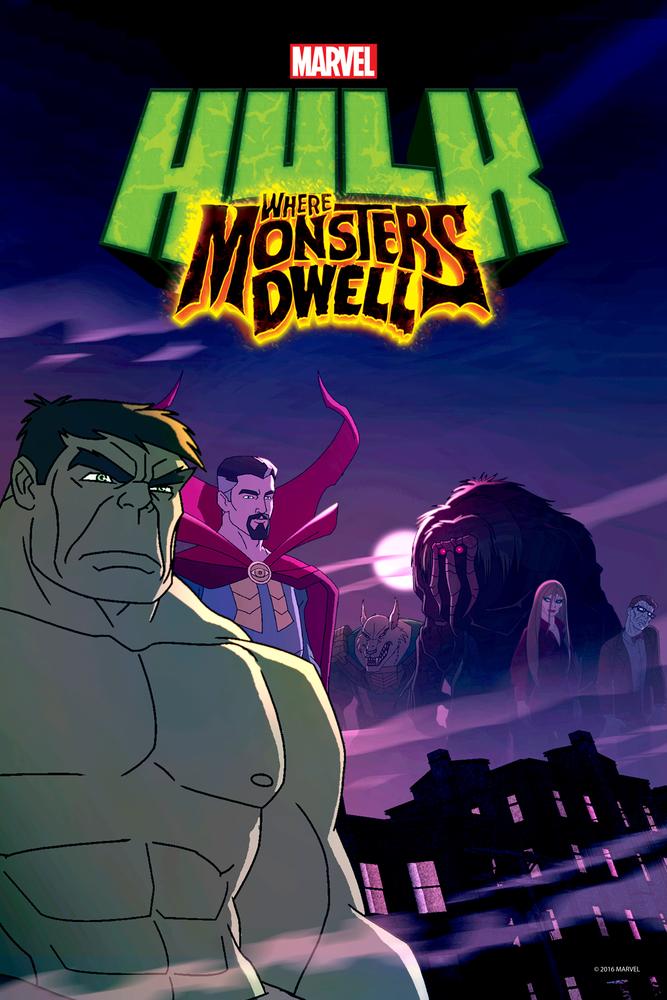 Hulk: Donde viven los monstruos