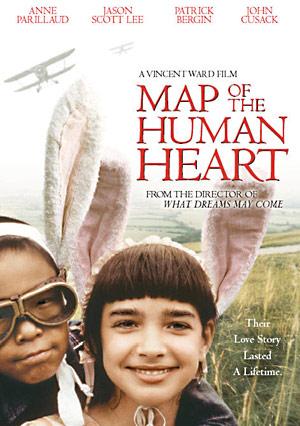 Mapa del corazón humano