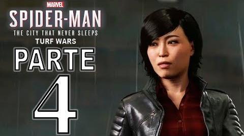 Spider-Man Turf Wars Gameplay en Español Latino Parte 4 - No Comentado (PS4 Pro)