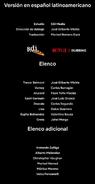 Credits(ep.9 temp.4) Castlevania