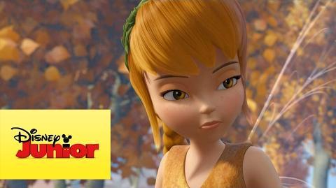 Disney Hadas - Los Juegos de Fawn