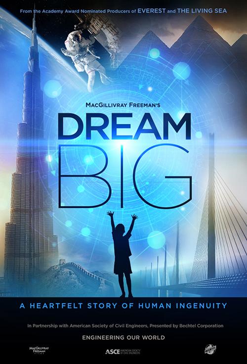 Dream Big: Creando nuestro mundo