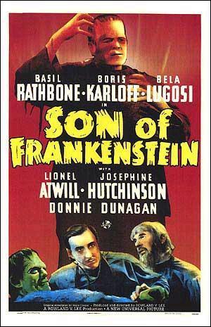 El hijo de Frankenstein (1939)