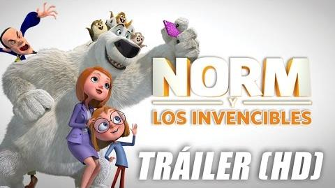 Norm Y Los Invencibles - Norm Of The North - Trailer Subtitulado (HD)
