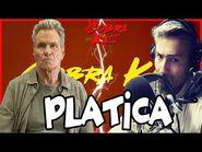 🚨🚨 Cobra platica con Fernando Manrique Voz Oficial de John Kreese - Datos Cobra Kai Temporada 4 🚨🚨