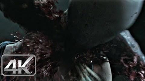 David Conoce al Neomorfo Alien Covenant (2017) Español Latino (4K- HD)