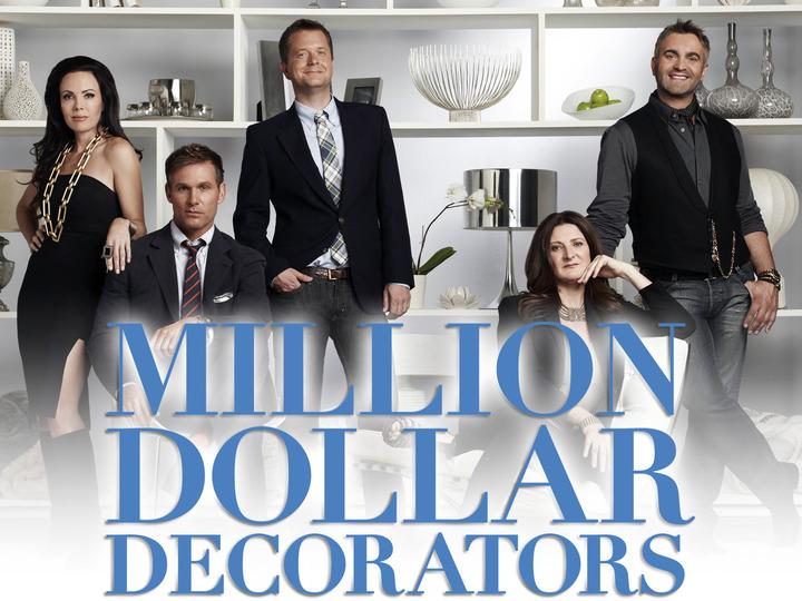 Decoración por un millón de dólares