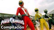 Power Rangers en Español RPM Morphs