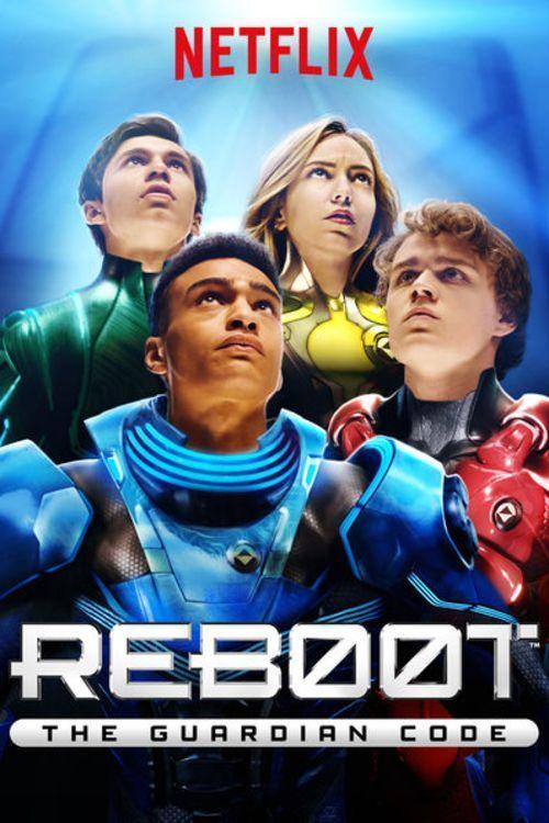 ReBoot: El código guardián