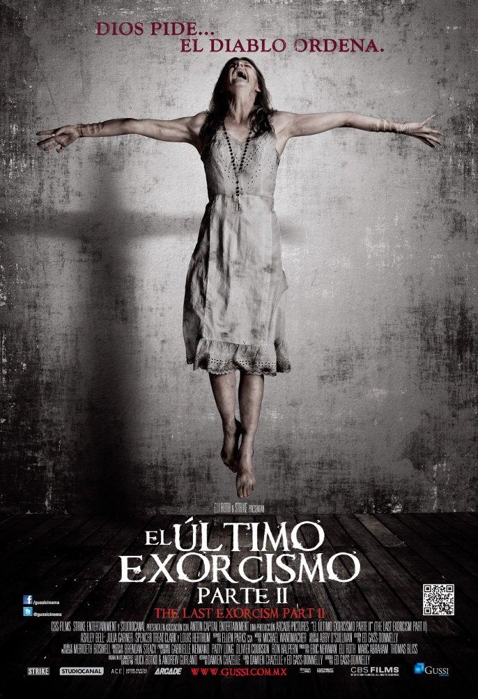 El último exorcismo, parte II