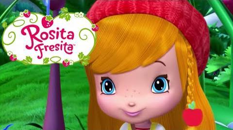 Video para niños ★De Campamento ★ Rosita Fresita Aventuras en Tutti Frutti