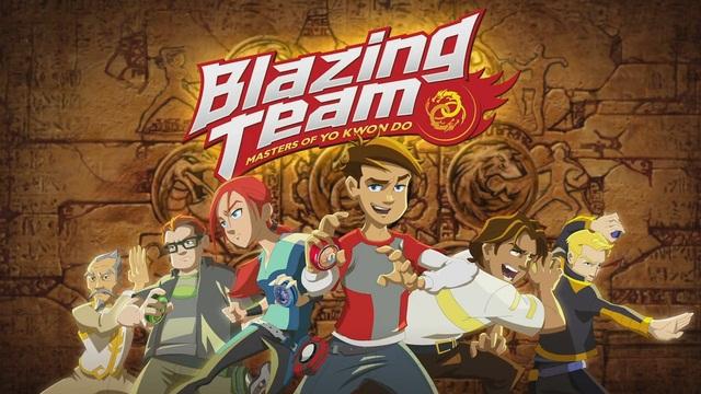Blazing Team: Maestros del Yo Kwon Do
