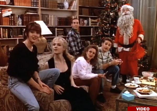 Beverly Hills, 90210: Un especial de navidad