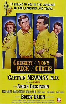 El capitán Newman, doctor en medicina