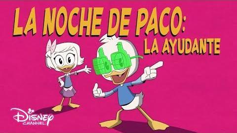 Entrevista a Rosita - La Noche de Paco - Patoaventuras