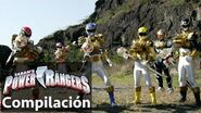Power Rangers en Español ¡Héroes Megaforce!