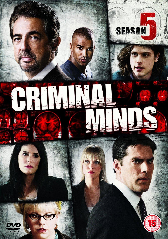 Anexo:5ª temporada de Mentes criminales