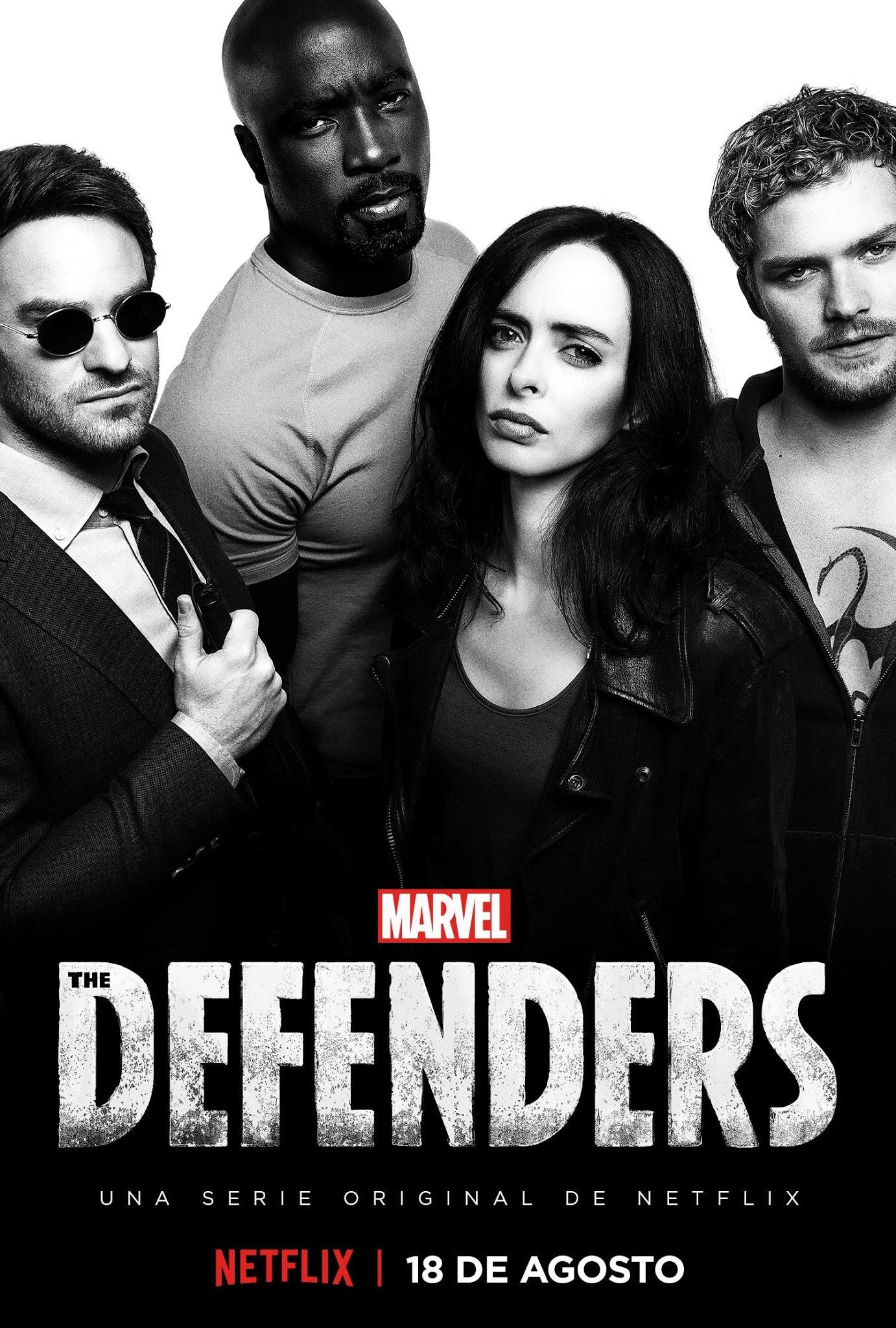 The Defenders (2017)