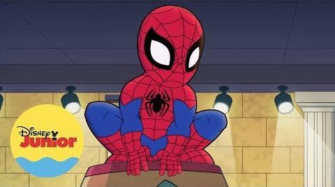¿Estás Seguro? ¡No lo Dudo! Marvel Aventuras de Súper Héroes