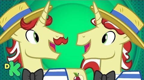 ¿Podrá la nueva academia de Flim y Flam reemplazar la de Twilight? My little pony Discovery Kids