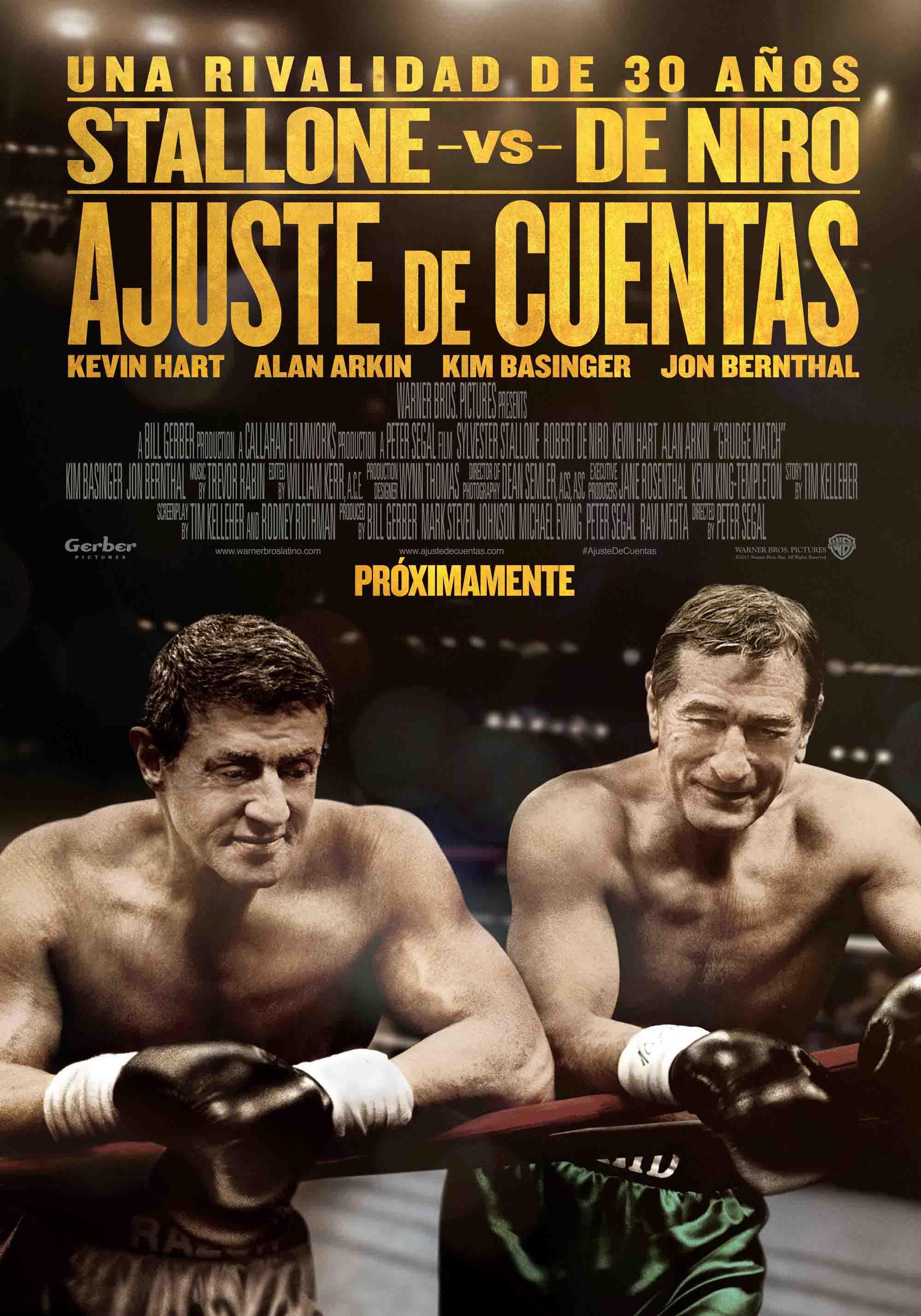 Ajuste de cuentas (2013)