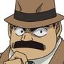 Juzo Megure - Detective Conan