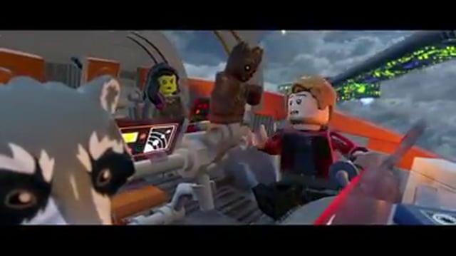Lego Marvel Superheroes 2 - Guardianes de la Galaxia - Español Latino