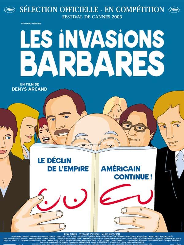 Mis últimos días: las invasiones bárbaras