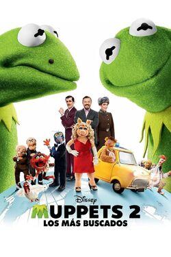 Muppets 2 Los Más Buscado Póster O.jpg