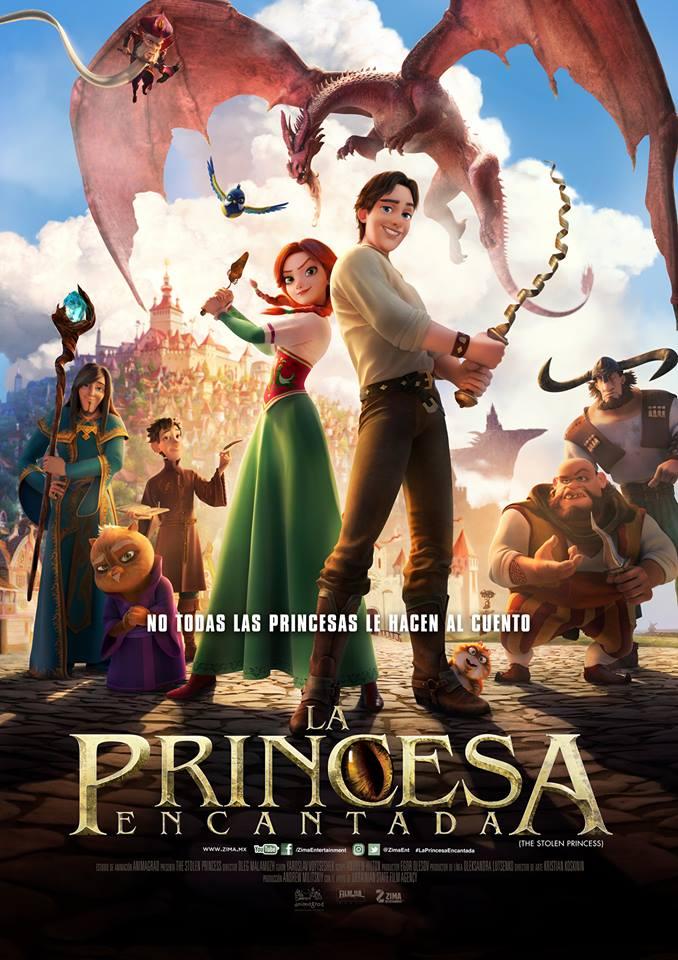 La princesa encantada (2018)