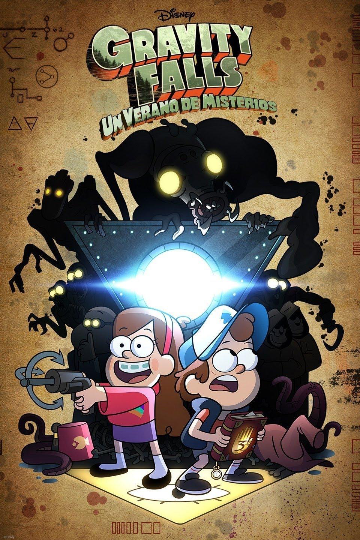 Gravity Falls: Un verano de misterios