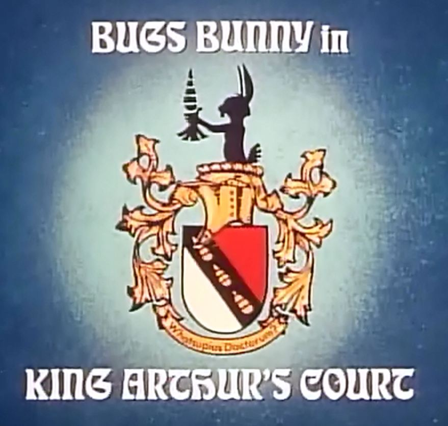 Bugs Bunny en la corte del Rey Arturo