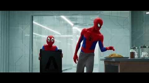 SPIDER-MAN UN NUEVO UNIVERSO En cines 10 de enero